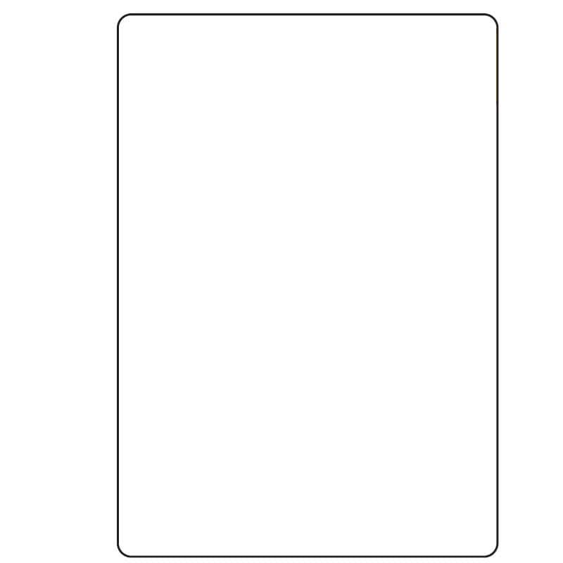 "Hobart Quantum HLX HTi 2.25"" x 3.50"" Blank Scale Labels (16 Rolls)"
