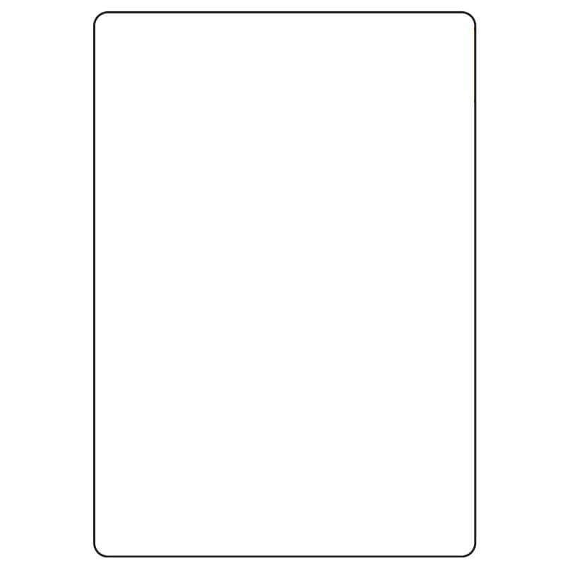 "Hobart Ultima 2000 2.25"" x 3"" Blank Scale Labels (5 Rolls)"