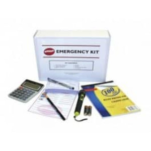 Model 4850 Emergency CC Imprinter Kit - I4850-EKIT