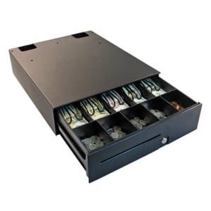 APG Series 100 Black Heavy Duty Cash Drawer