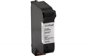Aqueous Black Ink Cartridge for HP C9050A (Remanufactured) - PM-ECO9050A