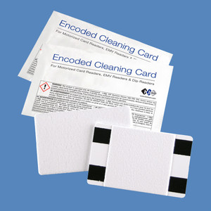 ATM Encoded Cleaning Cards K2-HEB10 (10 Cards)