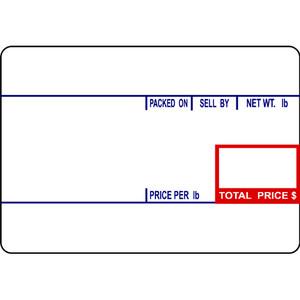 Atron-CAS, LS-100, LS-100N #8010, UPC Scale Labels (12 Rolls) - SL-TA101