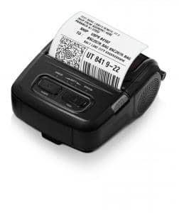 Bixolon SPP-L310WK MPOS Mobile Label Printer - WiFi - BIX-SPP-L310WK