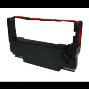 Bixolon SRP-270 & SRP-275 Ribbon Cartridge, Black/Red, RRC-201BR, GRC-220BR - BIX-GRC-220BR