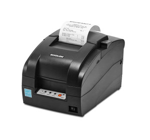 Bixolon SRP-275IIIAOSG Dot Matrix Receipt Printer - USB/Serial, Black - BIX-SRP-275IIIAOSG
