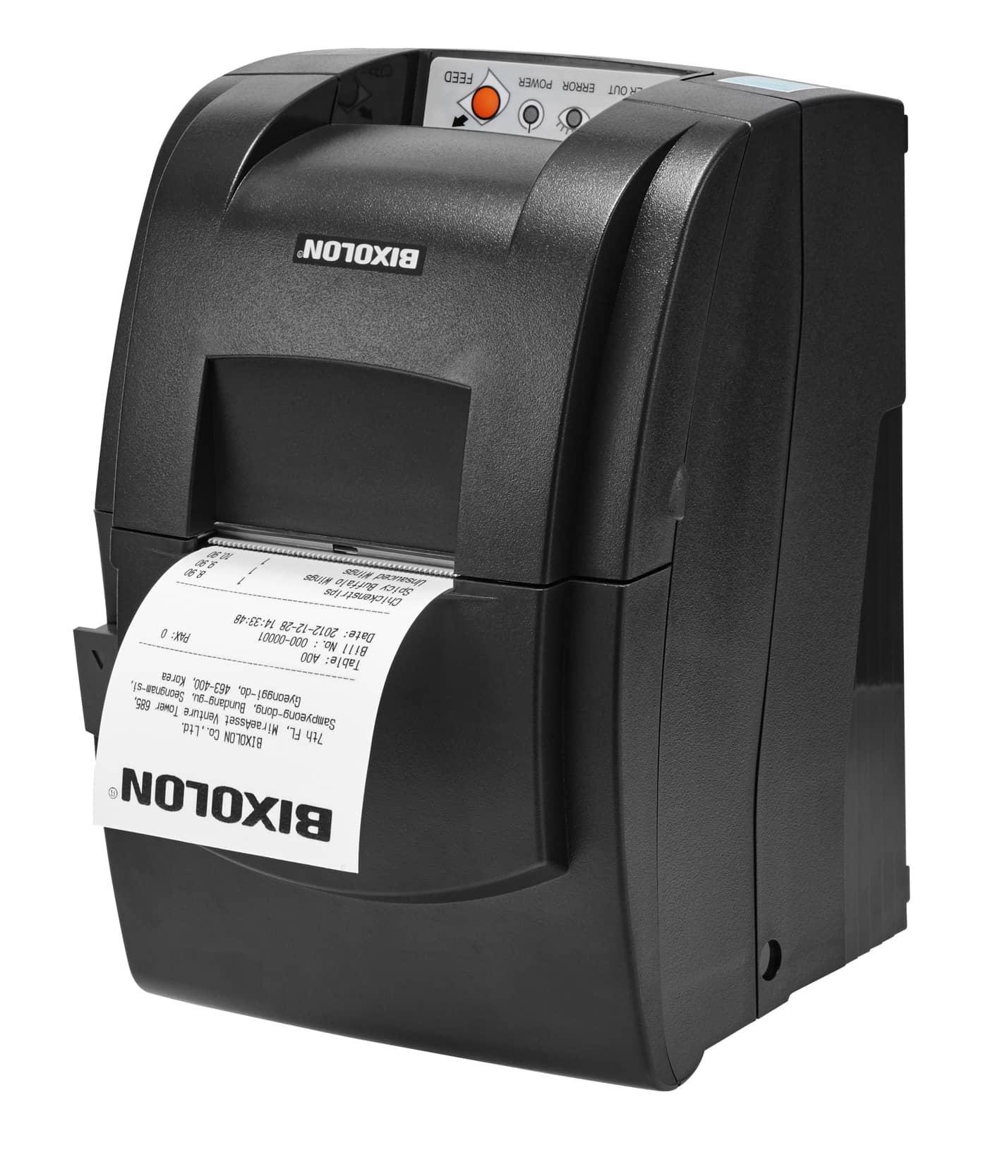 Bixolon SRP-275IIICOPG Dot Matrix Receipt Printer - USB/Parallel, Black