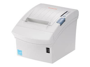 Bixolon SRP-350IIICOS Thermal Receipt Printer - USB/Serial, White - BIX-SRP-350IIICOS