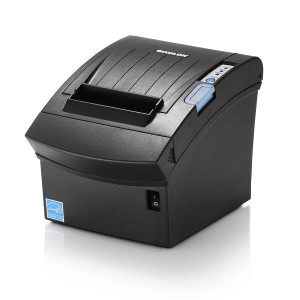 Bixolon SRP-350IIICOSG Thermal Receipt Printer - USB/Serial, Black - BIX-SRP-350IIICOSG