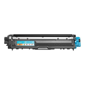 Brother TN221 Compatible Cyan Toner Cartridge, 1,400 Page Yield - TON-TN221C-CPT