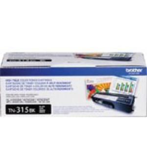 Brother TN315 Yellow Toner Cartridge, High Yield, 3,500 Page Yield - TON-TN315Y