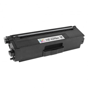 Brother TN439BK Compatible Black Toner Cartridge, High Yield, 2,800 Page Yield - TON-TN439BK-CPT