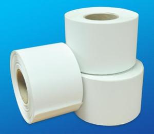 CAS LST 8051/CL5000, 100mm Blank Scale Labels, (58mm X 100mm), 300 per roll (12 Rolls) - SL-TC118B
