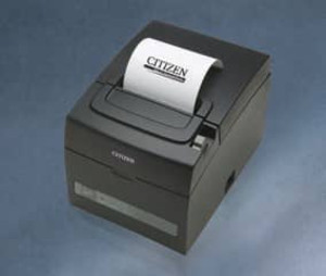 CITIZEN CT-S2000-UBU Thermal Receipt Printer, USB/Serial - CIT-CT-S2000UBU-BK