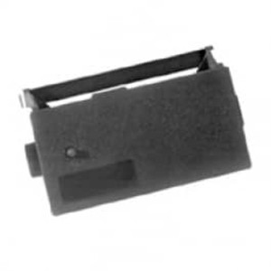 Diebold 1000 Journal/40 Column Cartridge Ribbon, Black, 6 Ribbons/Box - R-DIE1000J