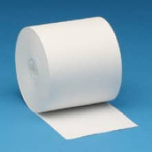 "Diebold MDS i Series Audit Roll ATM Bond Paper - 3 7/16"" x 165' (50 Rolls) - A-71046"
