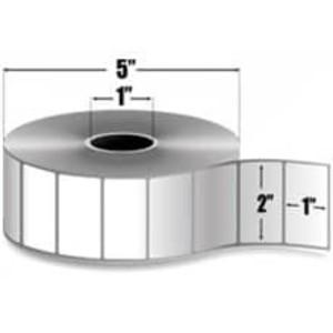 """Intermec Duratherm II, Direct Thermal Label, 2"""" X 1"""", 4 Rolls, #E28087 - HON-E28087"""