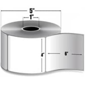 """Intermec Duratherm III, Direct Thermal Label, 4"""" X 6"""", 8 Rolls, #E15539 - HON-E15539"""