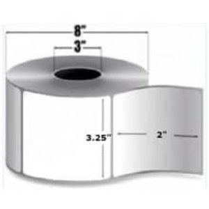 "Intermec Duratran Pro, Thermal Transfer Film Label, 3.25"" X 2"", 4 Rolls, #E02208 - HON-E02208"