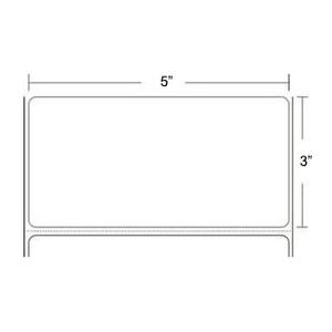 """Epson ColorWorks C3400/C3500 3"""" x 5"""" Premium Matte Paper Labels (8 Rolls) - L-IJ-MP35200-2"""