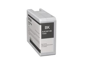 Black Inkjet Cartridge for Epson ColorWorks C6000/C6500, C13T44B120 - IJ-EPS-C13T44B120