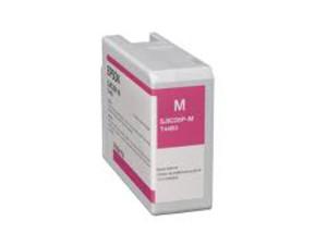 Magenta Inkjet Cartridge for Epson ColorWorks C6000/C6500 , C13T44B320 - IJ-EPS-C13T44B320