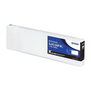 Black Inkjet Cartridge for Epson ColorWorks C7500G, C33S020635 - IJ-EPS-C33S020635