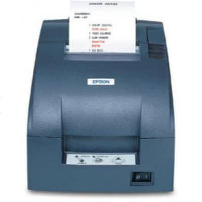Epson TM-U220D Impact Printer w/ Serial Interface, Dark Gray