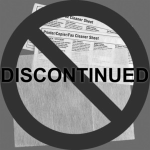 "EZ Printer/Copier/Fax Cleaning Sheets, 8.5"" x 11"", K2-PCFF5 (5 Sheets)"