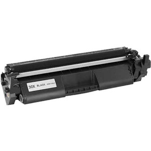 HP 30X Compatible Black Toner Cartridge, 3500 Page Yield - TON-CF230X-CPT