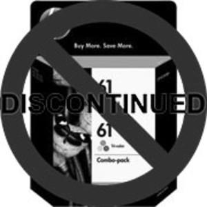 HP 61 Ink Combo Pack 1 Each - CH561W & CH562W) - IJ-CR259FN