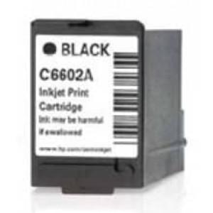 HP C6602A Black Inkjet Cartridge - IJ-C6602A