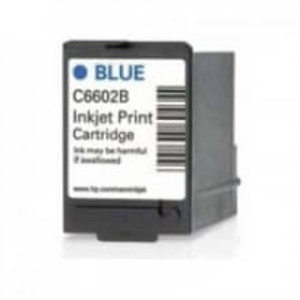 HP C6602B BLUE Inkjet Cartridge - IJ-C6602B