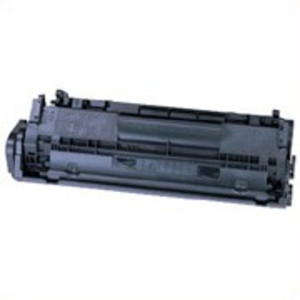 HP 12A Compatible Black Toner Cartridge, 2,000 Page Yield - TON-Q2612A-CPT