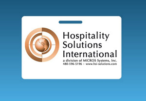 HSI Employee ID Card, 25 cards/pack (SUP002A) - AC-SUP002A