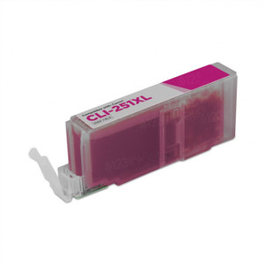 Hyperion Compatible Canon iP7220/iP7250/iP8720/iP8750 Magenta Ink Tank (680 Pages- High Yield) - TON-CLI251MXL-C