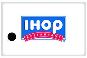 IHOP MICROS Magnetic ID Cards, 25/set - AC-200156-IHOP