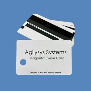 InfoGenesis Agilysys Magnetic Swipe Cards, 100 cards/box - PC-9001369