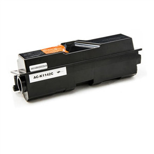 Kyocera TK1142 Compatible Black Toner Cartridge, High Yield, 7,200 Page Yield - TON-TK1142-CPT