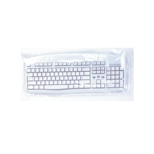 "Large 8"" x 20"" Disposable Keyboard Sleeves (Pack of 500) - AC-KEYBSLEEVELG"