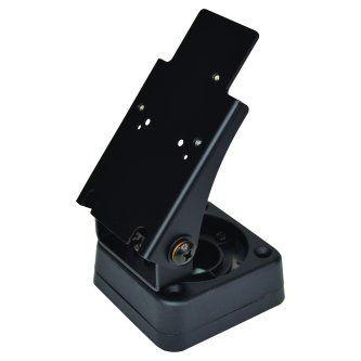Low Contour Square Base Terminal Stand for Verifone P200/P400/VX805/VX821