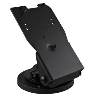 Low Contour Terminal Stand with Swivel for Verifone MX915/MX925