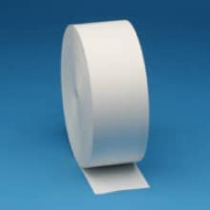 "Magnetec 4500 Printer Roll - 3.25"" x 6"" Bond Roll Paper, 1.25"" Core, 8 rolls/case - KR-M066300-01"