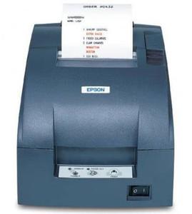 Micros Epson TM-U220B Impact Printer, Ethernet 400490-126-PT