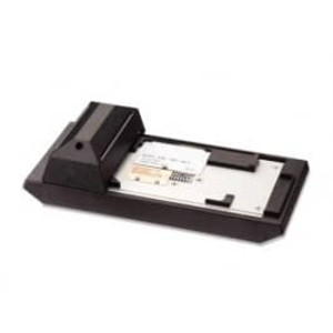 Model 2010 Flatbed Credit Card Imprinter with Dater - I2010-D