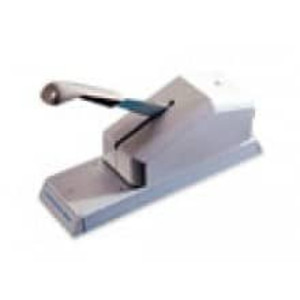 Model 871 Pump Handle Credit Card Imprinter with Plate - I871-P