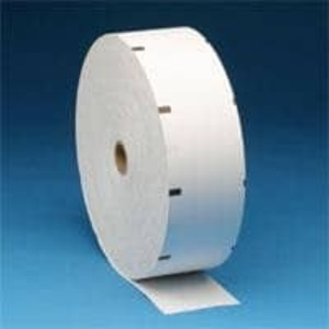 "Nautilus Hyosung Monimax 7070 ATM Thermal Paper, Sense Marks - 3"" x 1750 (4 Rolls) - A-71554"