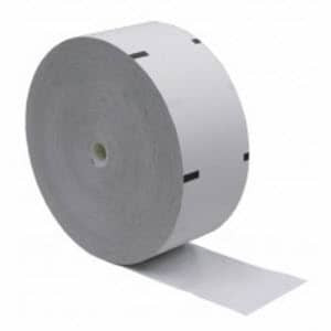 "NCR SelfServ ATM Paper - 3.125"" x 2700' High Sensitivity Thermal, Sense Marks (4 Rolls) - A-9093-2477"