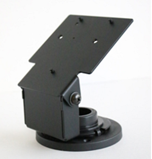 Low Contour Terminal Stand with Swivel for Pax PX5/PX7