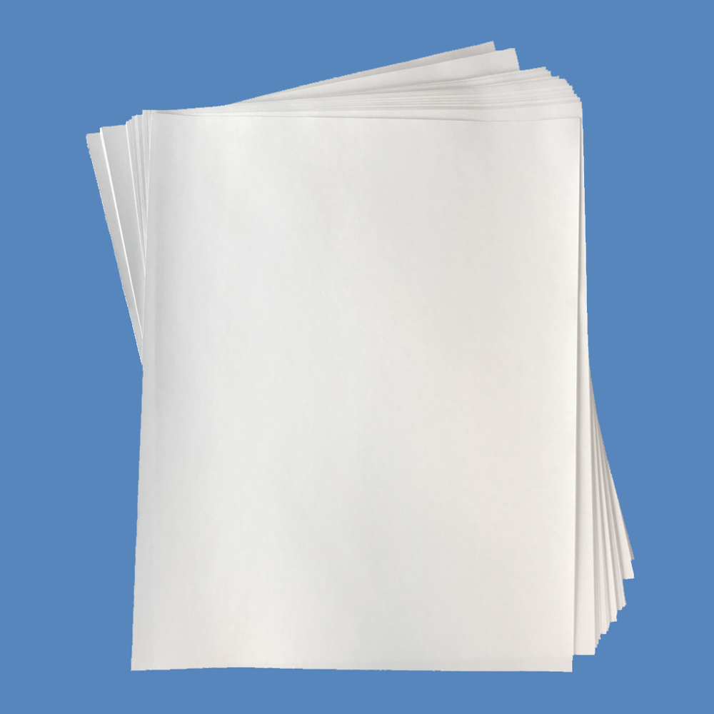 8.5 x 11 Thermal Paper Sheets for Brother PocketJet Mobile Printers